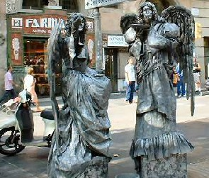 Viajar a barcelona la rambla de barcelona - Calle boqueria barcelona ...