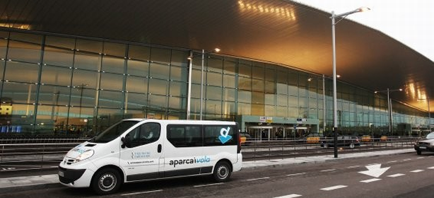 AparcaiVola Aeropuerto