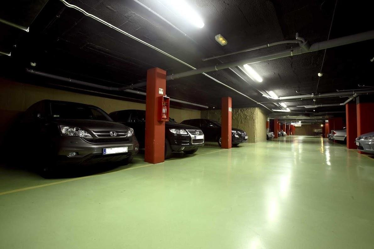 Parking Aparca&Go Sants