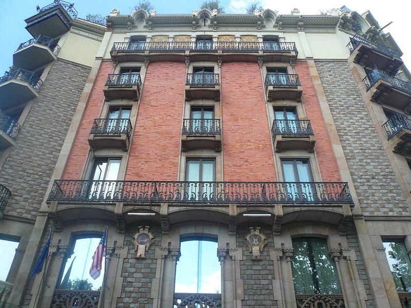 Casa Enric Batlló. Foto: Pere López