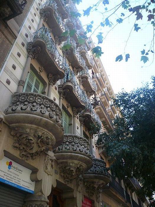 Casa Lamadrid. Foto: Pere López