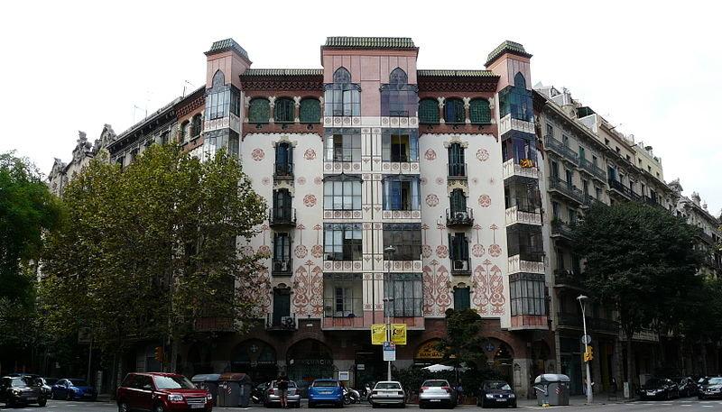 Casa Llopis Bofill. Foto: Pere López
