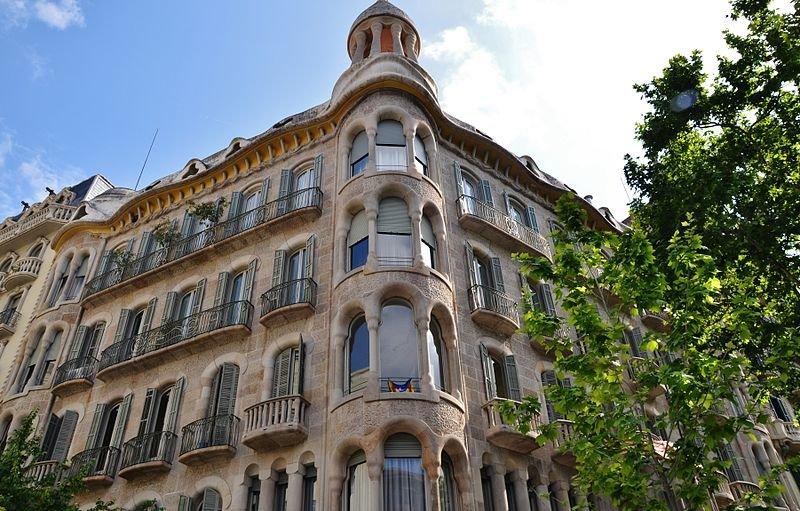 Casa Sayrach. Foto: Maria Rosa Ferre