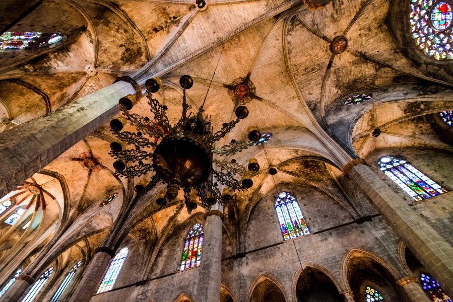 Recorrido de tarde por la Barcelona artística