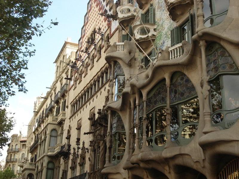 El Eixample de Barcelona