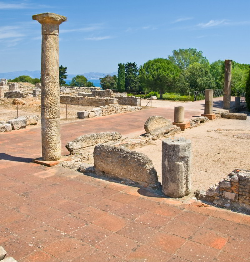Ruinas de Empúries
