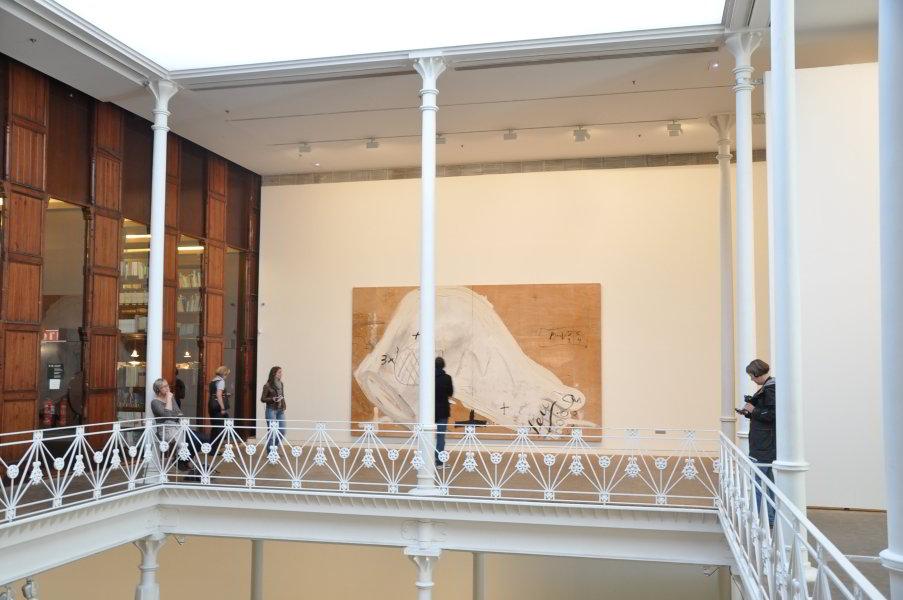 Fundacion Antoni Tapies© Fotografia: Daniel Solano, 2013. © Fundació Antoni Tàpies, 2013.