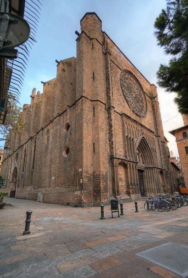 Iglesia de Santa Maria del Pi