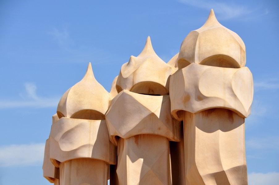 La Barcelona del Modernismo y de Gaudí