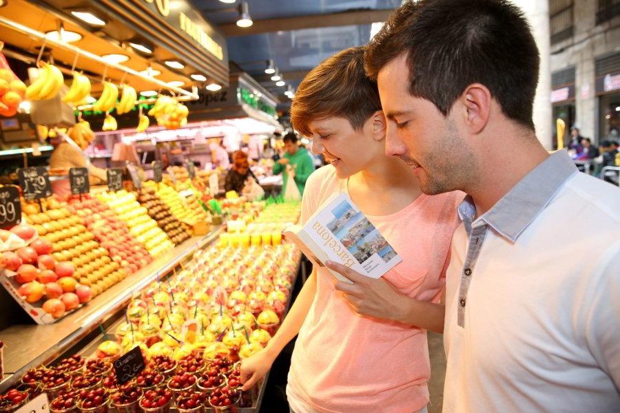 Tour gastronómico por Barcelona incluyendo la Boquería