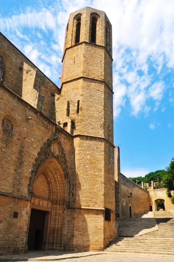 Iglesia del Monasterio de Pedralbes