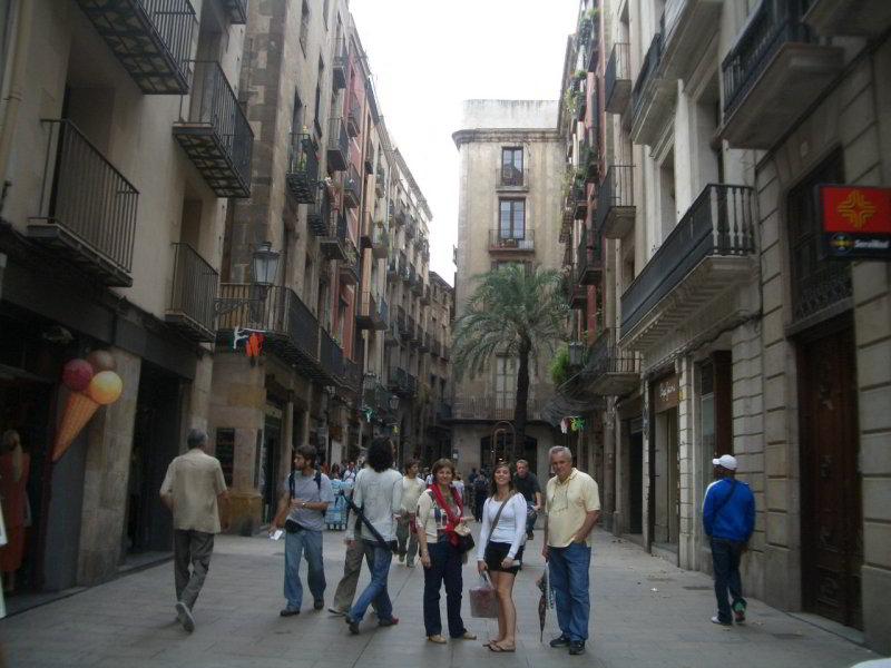 Calle Montcada