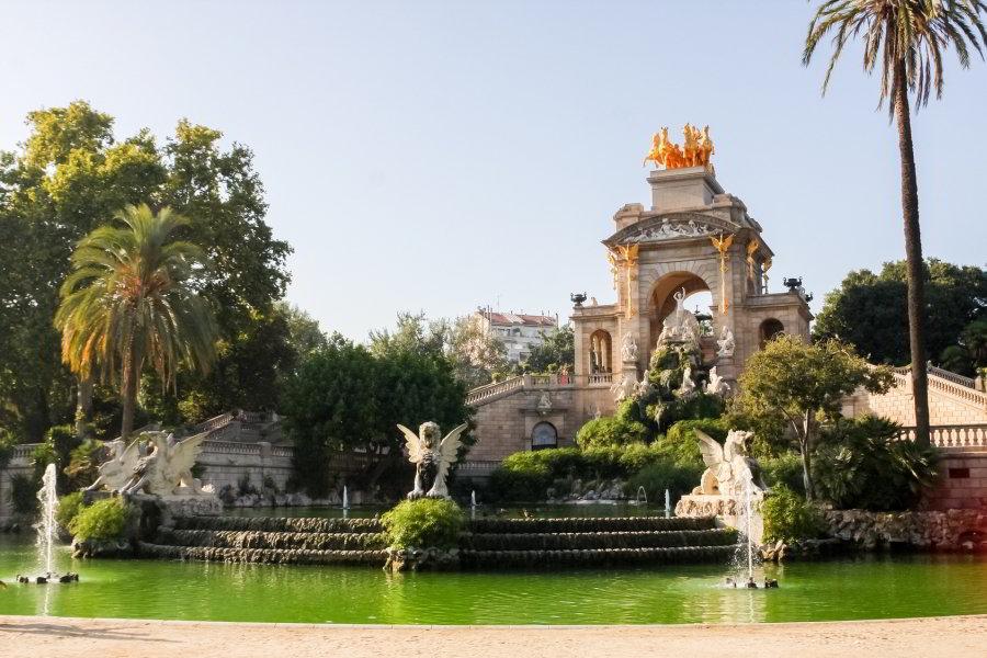 Cascada Monumental del Parc de la Ciutadella