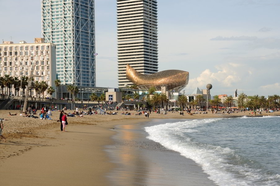 Peix d'Or, Hotel Arts y Torre Mapfre