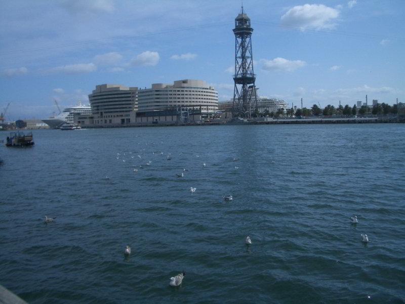World Trade Center y Torre de Jaume I, Port Vell