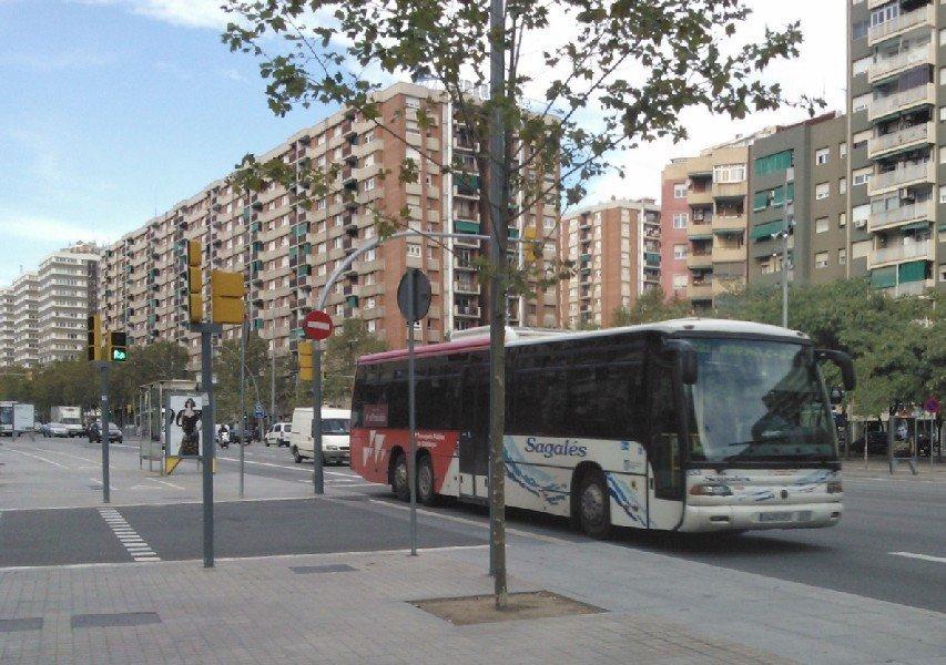 Autobús Sagalés