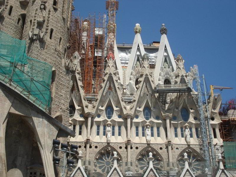 Claustro de la Sagrada Familia