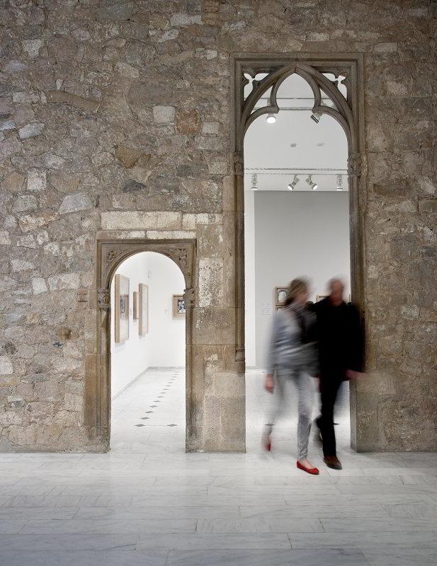 Museo Picasso, Sala Meninas. Foto: Caterina Barjau