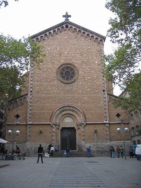 Iglesia de Sant Joan en la Plaça de la Virreina