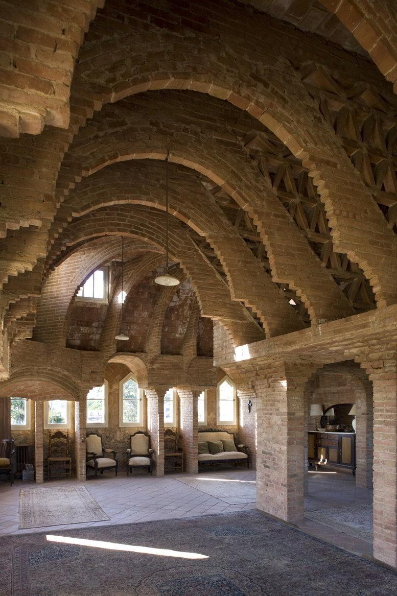 Sala dels maons, Torre Bellesguard