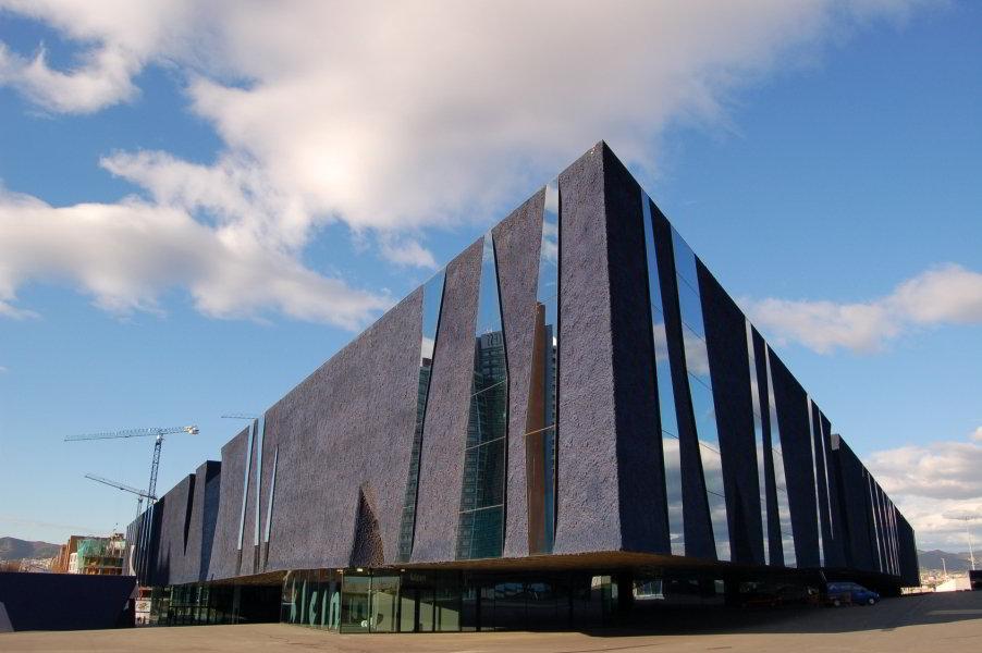 Edifici Fòrum - Museu Blau