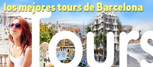 Todos los tours y visitas guiadas en Barcelona