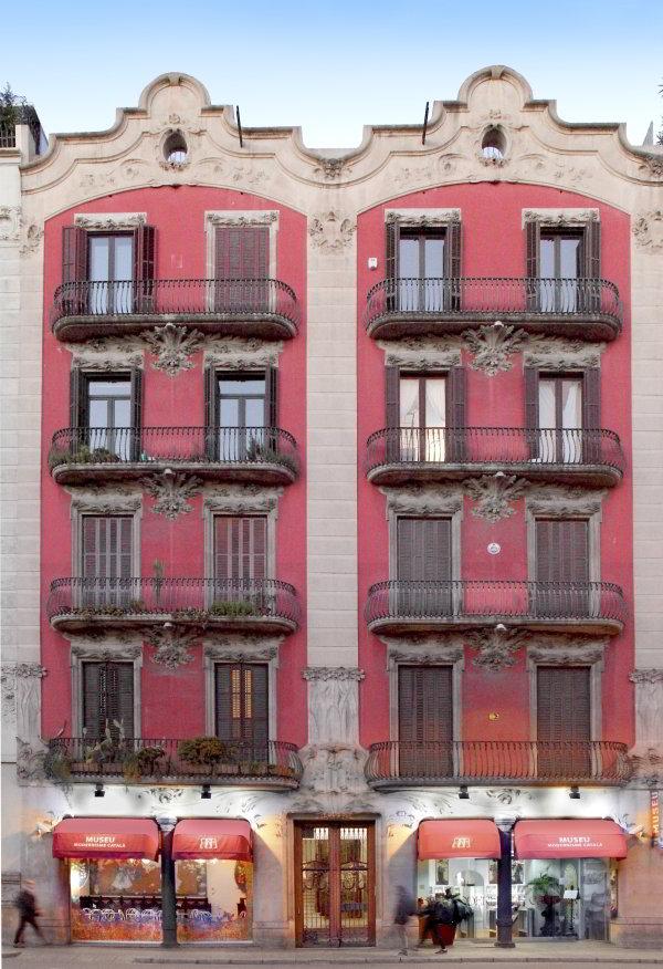 Museo del Modernismo Catalán - MMCAT