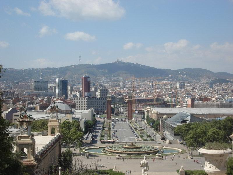 Clima en Barcelona