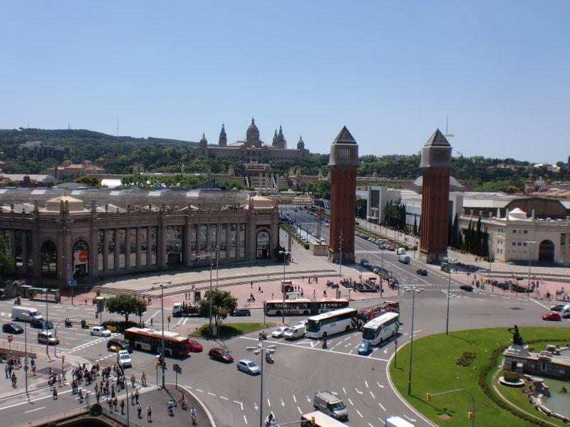 Distrito de Sants - Montjuïc