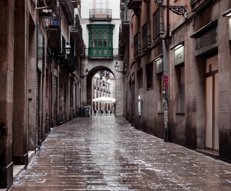 """Viajar a Barcelona - Situación Tour """"La Sombra del Viento"""" - Mapa ..."""