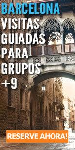 Visitas Guiadas para Grupos en Barcelona