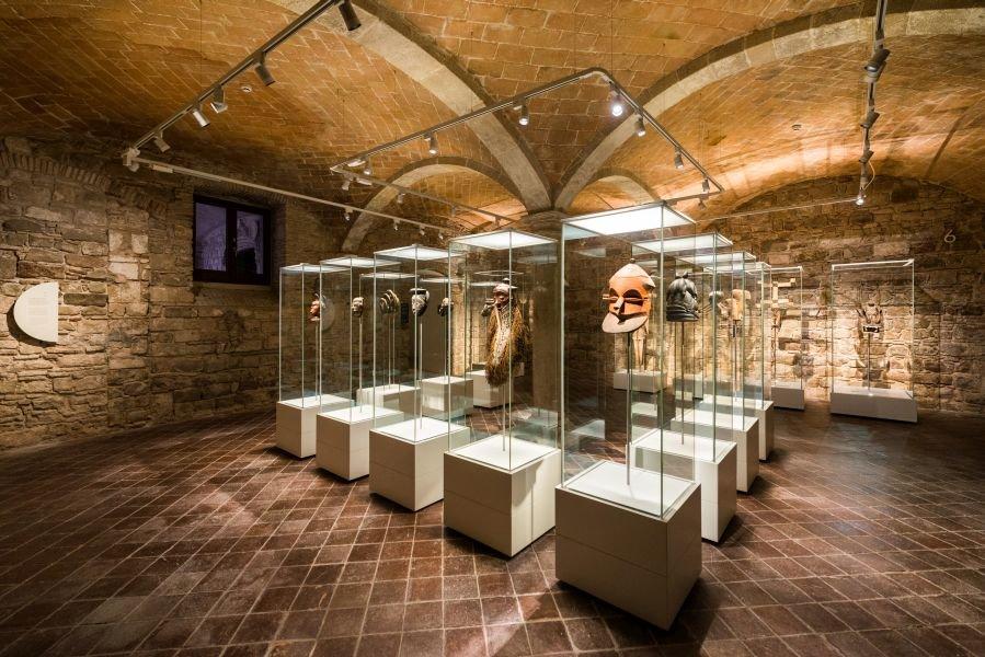 Museu de Cultures del Món de Barcelona. Foto: Pep Herrero