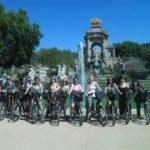 Recorrido en bicicleta eléctrica por Barcelona