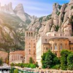 Montserrat Monastery and Natural Park horse riding experience-3